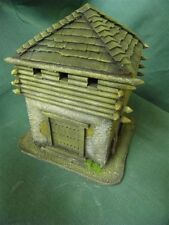 """28MM PMC GAMES FI04 (PAINTED)TOWER THREE PART MODEL 8"""" HIGH - MEDIEVAL / INDIAN"""