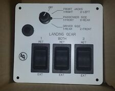 RV/CAMPER LIPPERT LANDING GEAR SYSTEM CONTROL PANEL