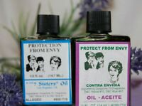 Protection From Envy Oil (1) 4DRMs, Jealousy, Jinx's Santeria, Hoodoo, Wicca