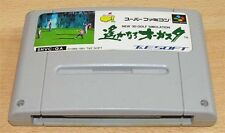 Super Famicom:  New 3d Golf Simulation
