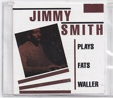 Jimmy Smith-Plays Fats Waller cd album