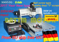 【DE stock】 3 axis 3040Z-DQ CNC Router Engraver Engraving Milling Machine 220V