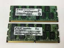 Cisco 15-11115-01 Router Memory 2Gb Ddr2 Pc2-4200 244pin Mini Dimm - Lot Of 2