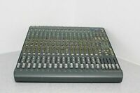 Alesis Studio 32 16 Channel Audio Mixing Console Being Sold For Parts Or Repair