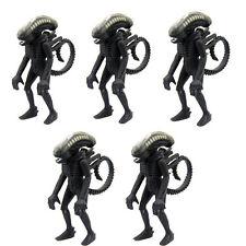 Rare Lot 5pcs Funko Alien 1979 Reaction SUPER 7 Action Figures 3.75'' Kenner Toy