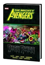 MIGHTY AVENGERS HC DARK REIGN NEW & SEALED! GAGE SLOTT