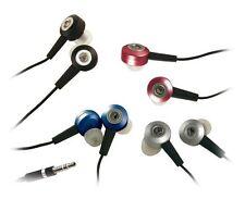 Kicker USA EB-141 - In Ear Kopfhörer     118db   UVP 69,-   BASS   SILBER    NEU