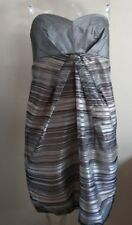 New Womens Principle Party/Occasion Dress with Detachable Straps UK Size 12