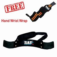 RAD New Arm Blaster Body Building Bomber Bicep Curl Triceps Muscle Builder
