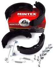 MINTEX REAR PARKING BRAKE SHOES CITROEN PEUGEOT FIAT MFR578 (REAL IMAGE OF PART)