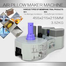 110V Air Pillow Cushion Bubble Packaging Wrap Maker Machine +FREE Air Pillow USA