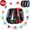 NEW Smart Watch Bracelet Wristband Fitness Tracker Blood Pressure HeartRate HOT