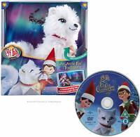 Official Elf on the Shelf: An Arctic Fox & Fox DVD (Disc ONLY not outer case)