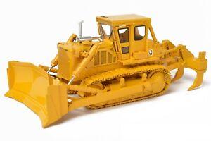 Caterpillar Cat D8K Dozer with U-Blade and Ripper - CCM 1:48 Scale Model New!