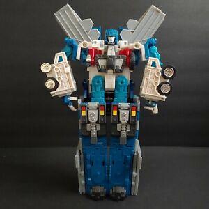 Transformers God Ultra Magnus RID Car Robots C-023 Takara 2000 Parts or Repair