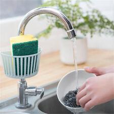 Plastic Buckle Storage Rack For Shelves Kitchen Bath Soap Sponge FlatwareTo.DE