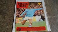 Soccer Star Vol16 No.21   Feb 2  1968      Mike Summerbee Man City
