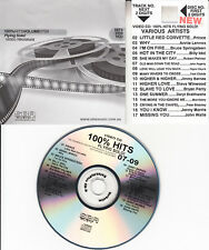 100% HITS 07-09 FLYING SOLO VCD PRINCE BRUCE SPRINGSTEEN BILLY IDOL JIMMY BARNES