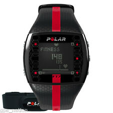 Polar FT7M Black & Red w/HRM | 90051049 | BRAND NEW