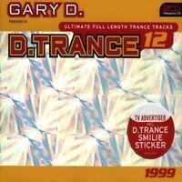 D. Trance 12 (1999) Frontline of Trance, Dj Julio, Dj Tom Stevens vs Fr.. [3 CD]