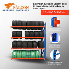 1.5Wx0.6Dx2mH,Tyres Storage Racks Stands Shelf Shelves Shelving Racking, A