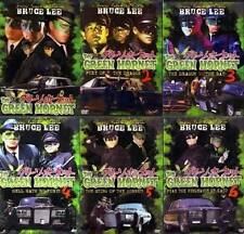 Green Hornet Complete DVD Series Volume 1-6 Bruce Lee *New & Sealed* All Region