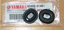 (2) Yamaha OEM GROMMET SIDE COVER/BATTERY BOX/TOOL BOX