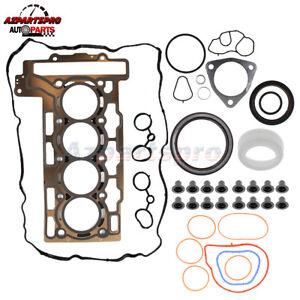 Fits Mini Cooper R56 Engine Cylinder Head Gasket Set Elwis 20606049609 / 9815416
