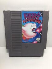 KIRBY'S ADVENTURE -- NES Nintendo Original Game CLEAN TESTED GUARANTEED