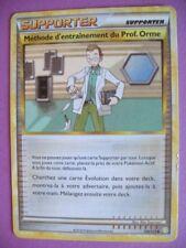 Carte Pokémon - Professeur Orme - 100/123 - Heartgold Soulsilver - 2010 - C