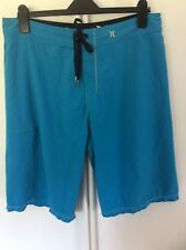 mens hurley board shorts Size 36 In
