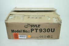 Pyle Pt930U Pa Amplifier 750 Watt - 5 Mic Inputs