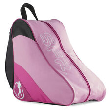 Sfr-ice & skate sac ii-rose-roller skate sac de transport