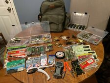 Plano A Series 3600 Tackle Backpack Full  13+ Lbs Of Tackle And Gear