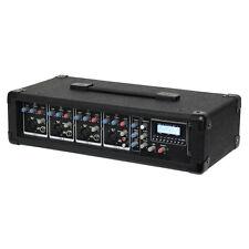 W Audio dma200 200w Mezcladora Amplificada Amplificador Usb Sd Mp3 Banda Dj PA sistema amplificador