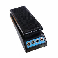 Daphon Guitar Stereo Volume Pedal DJ Guitar Effect Pedal 1511A Stereo In + Out
