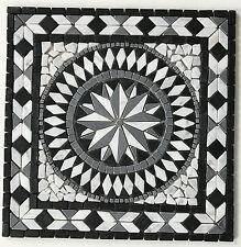 ROSONE, marmo, decoro, mosaico, pietra naturale, NUOVO, immagine, antico marmo, 33x33cm