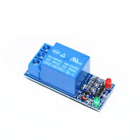 Module de relais 5V 1 canal Raspberry PI ARM AVR Indicateur DSP PIC