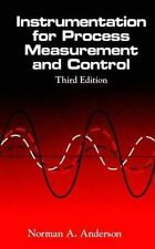 Instrumentation For Process Measurement And Control 3rd Edition Int'l Edition