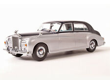 Rolls Royce Phantom V by James Young in Navy Blue and Silver (1:43 scale by Oxfo