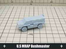 1/144 RESIN KITS U.S MRAP Bushmaster