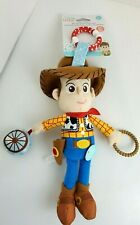 Disney® Baby TOY STORY, Woody, On-The-Go-Activity Toy (Ages 0+) BPA Free - NWT