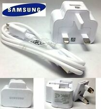 GENUINE Samsung Galaxy YS2 S3 S4 S5 I9500 I9505 Note2 Mains Charger+Cable