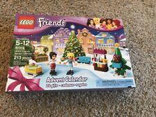Lego #41016 Lego Friends 213 pieces 5-12 years Advent Calendar NIB 2013 RETIRED