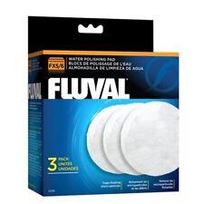 Fluval FX4/FX5/FX6 Water Polishing Pad (3 Pack) *Genuine* Filter Media