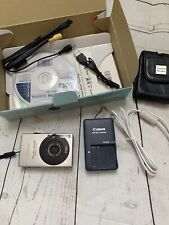 Canon PowerShot SD1000 7.1MP Digital Elph Camera w/3x Zoom With Box