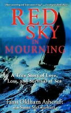 Red Sky in Mourning True Story Love Loss Survival   Ashcraft Tami Oldham