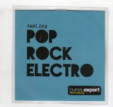 (IG730) Pop Rock Electro Xmas 2014, 18 tracks various artists - DJ CD