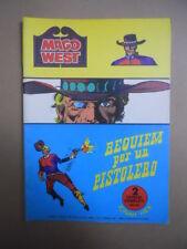 IL MAGO WEST n°4 1977   Mondadori [MZ3-2]