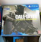 Sony PlayStation 4 Slim Call of Duty: Infinite Warfare Bundle 500GB Matte...